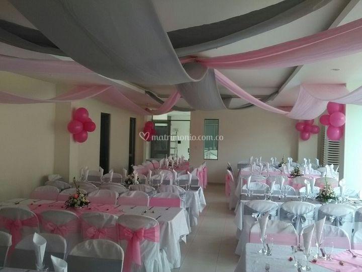 Casa Cruz Banquetes