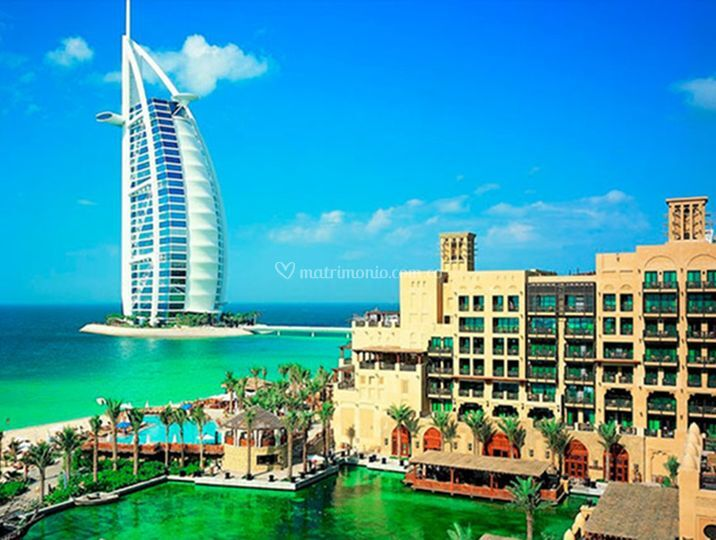 Disfruta de Dubái