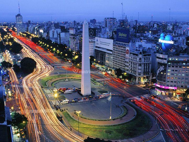 ¡Que hermoso es Buenos Aires!