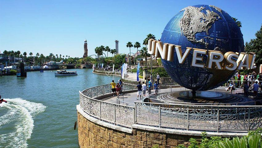 Gózate los parque de Orlando