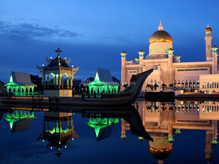 Conoce la Mezquita del Sultán