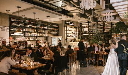 Bistecca e Vino da Trattoria de la Plaza - Quinta Camacho