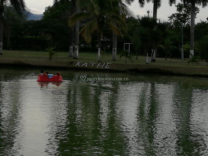 El lago+