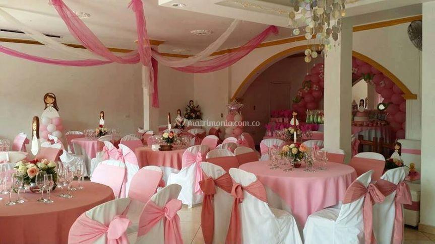 Banquetes Blanco Real