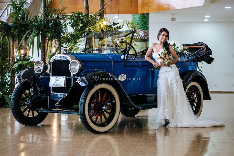 La novia & jacinto