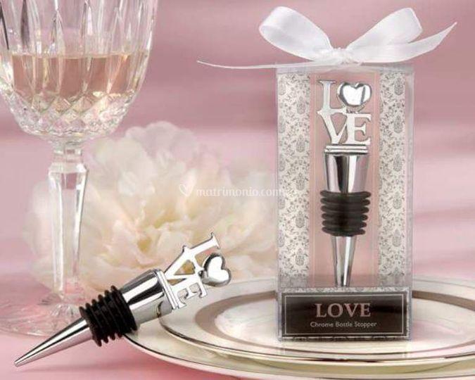 Tapon vinos love