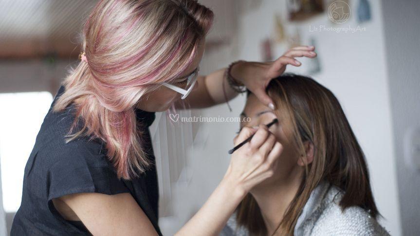 Calzate Makeup