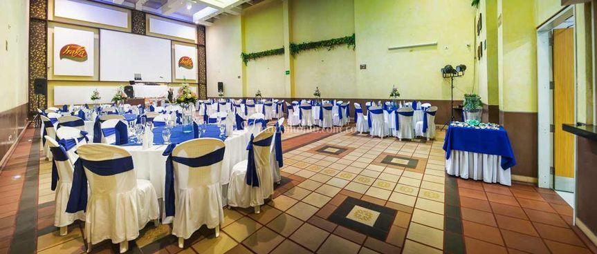 Principal banquete