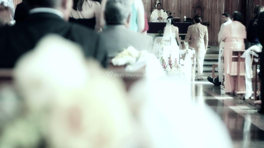 Frame video boda