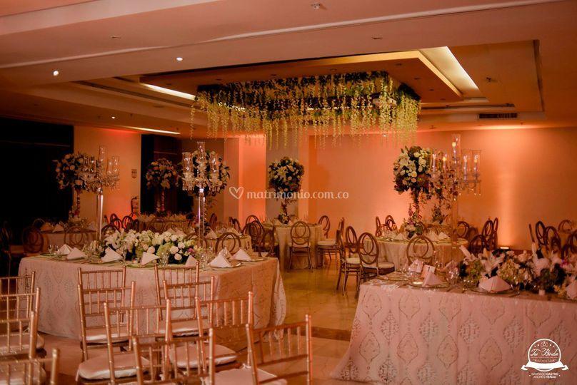 Matrimonio gran salón