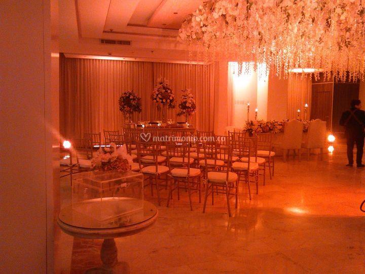 Gran salón ceremonia