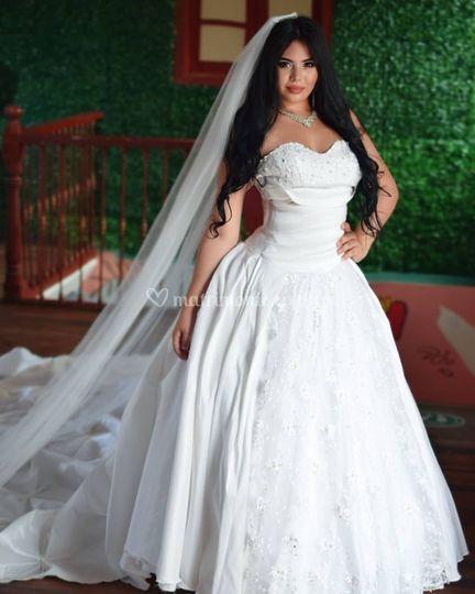 Diseños de novia