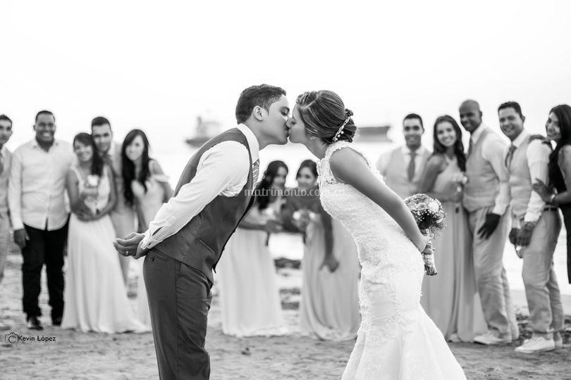 Jessica & Miguel de Kevin López Fotografía