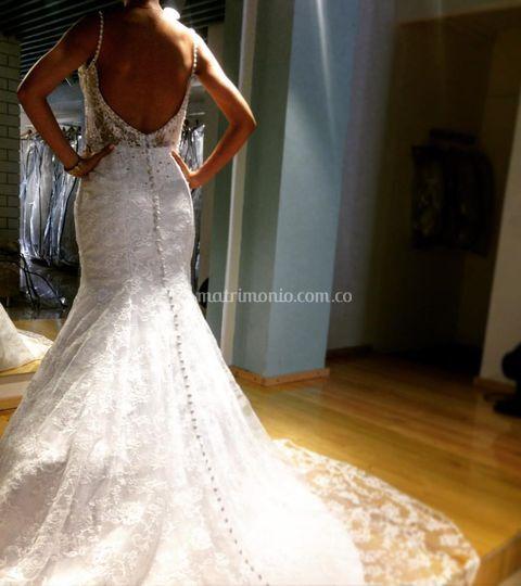 Alquiler de vestidos de novia en fontibon