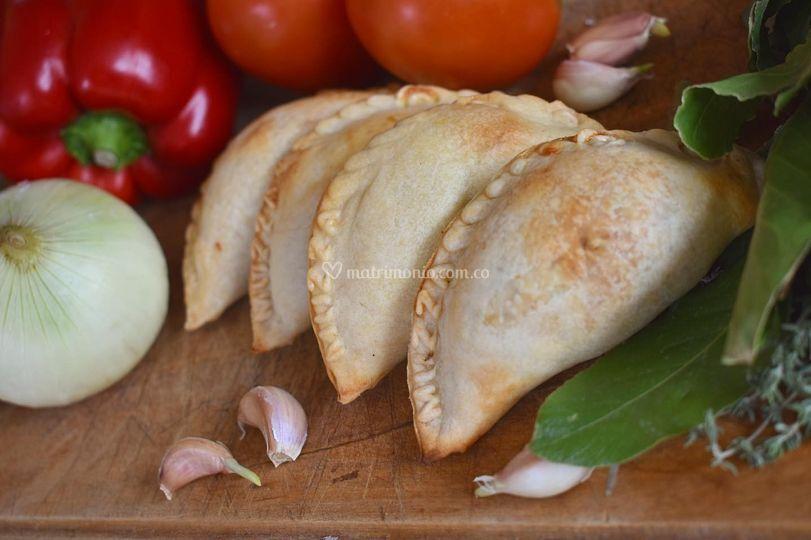 Muzza - Empanadas
