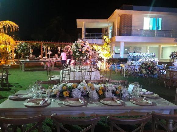 Centro de Eventos Villa María