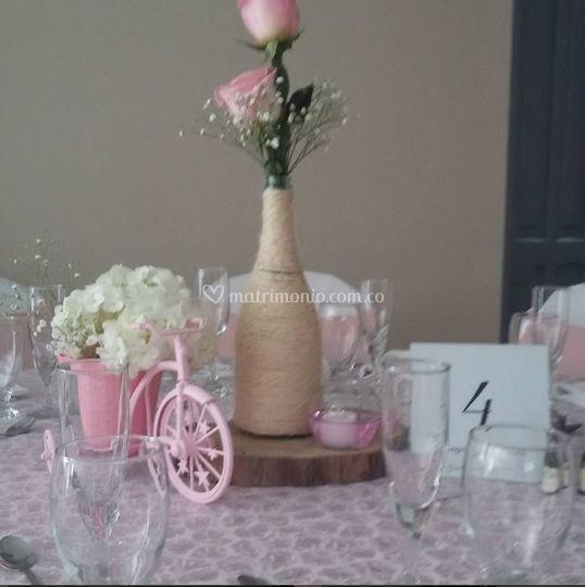 Rosas para la novia