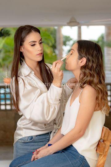 Maquillaje para una novia