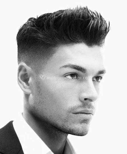 Peinado hombres