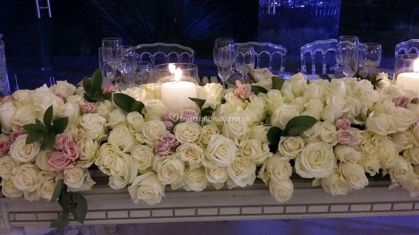 Santa Catalina Flores y Eventos
