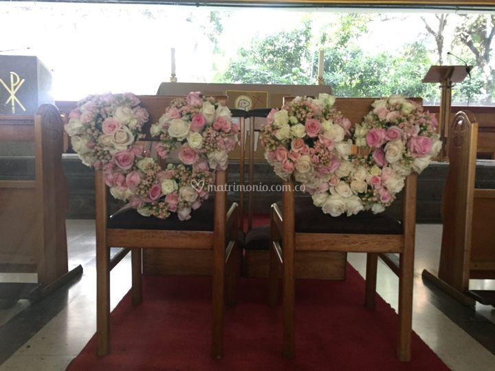 Flores para ala ceremonia