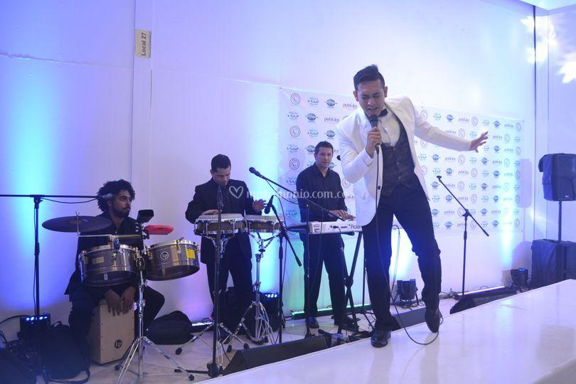 Formato de 4 músicos