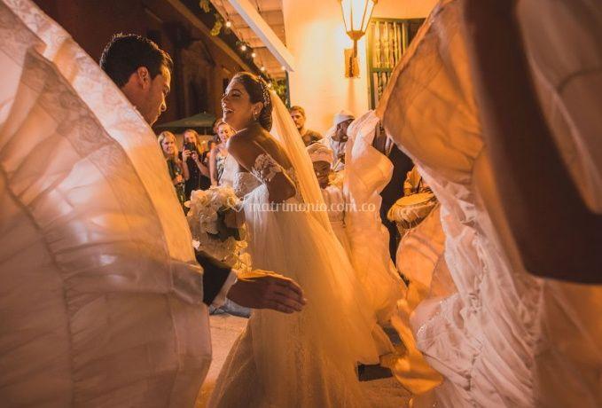 Foto de matrimonio