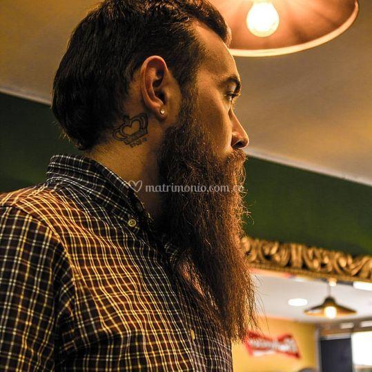 Arreglo barba