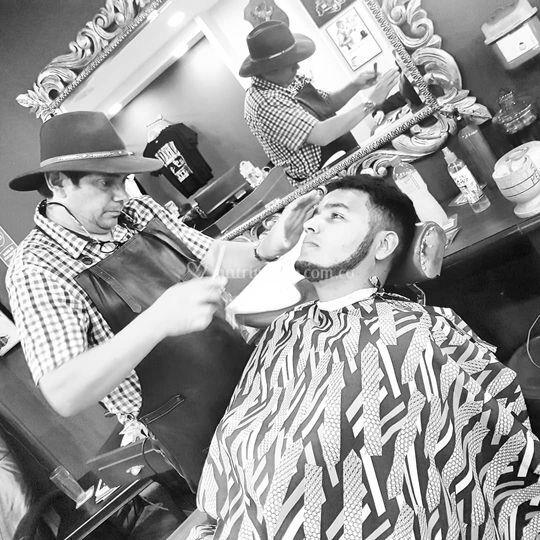 Barbería tradicional