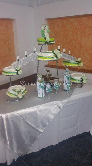 Delicias en tu boda