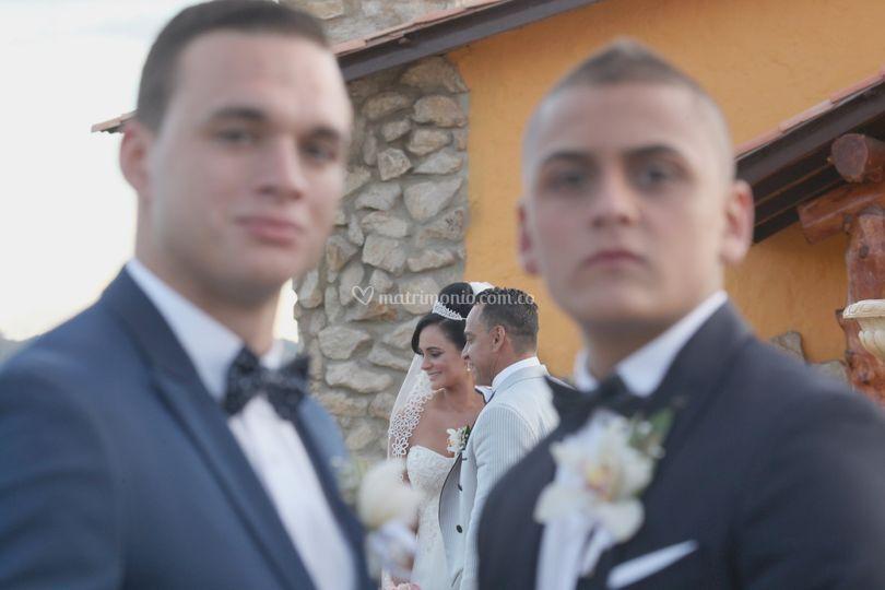 Matrimonio J & J.