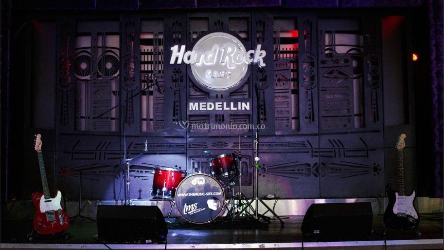 Hard Rock Medellín