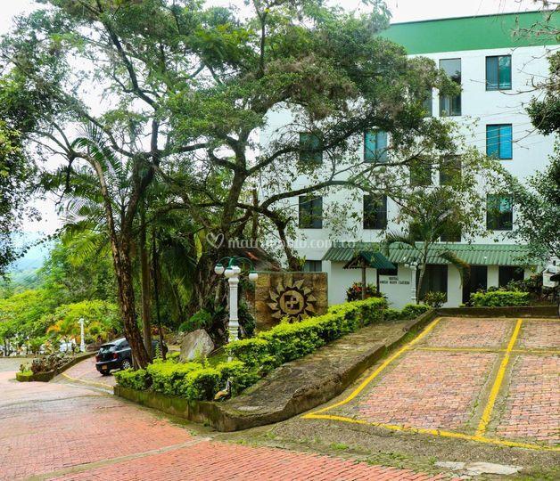 Hostal, Guanahaní - Pandi