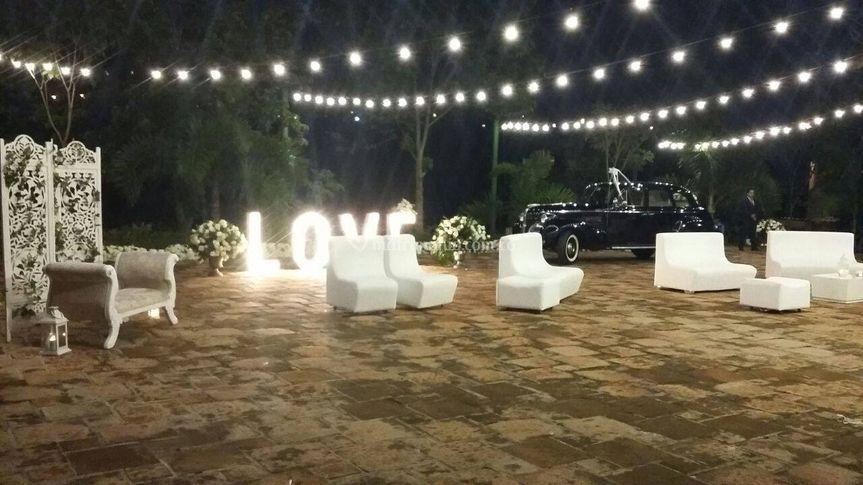 Exteriores - bodas