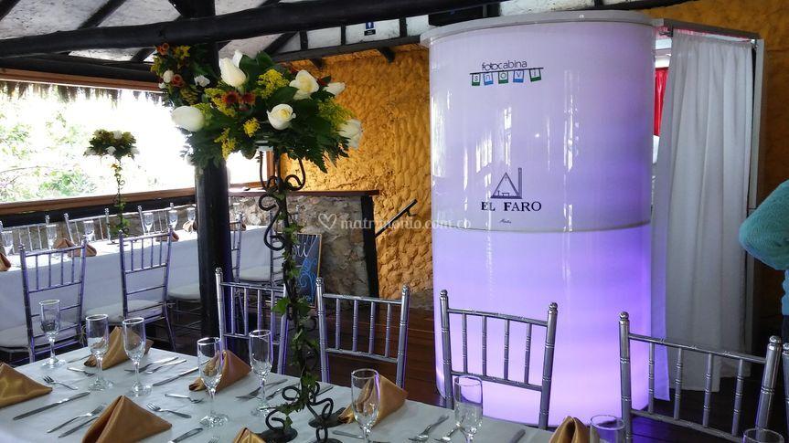 Evento Faro de Cota