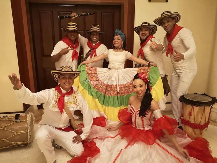 Grupo folclor