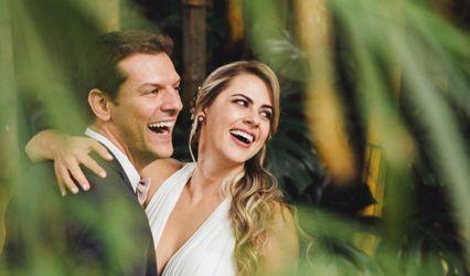 El matrimonio de Griselda y Julian