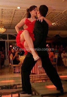 Apertura con tango