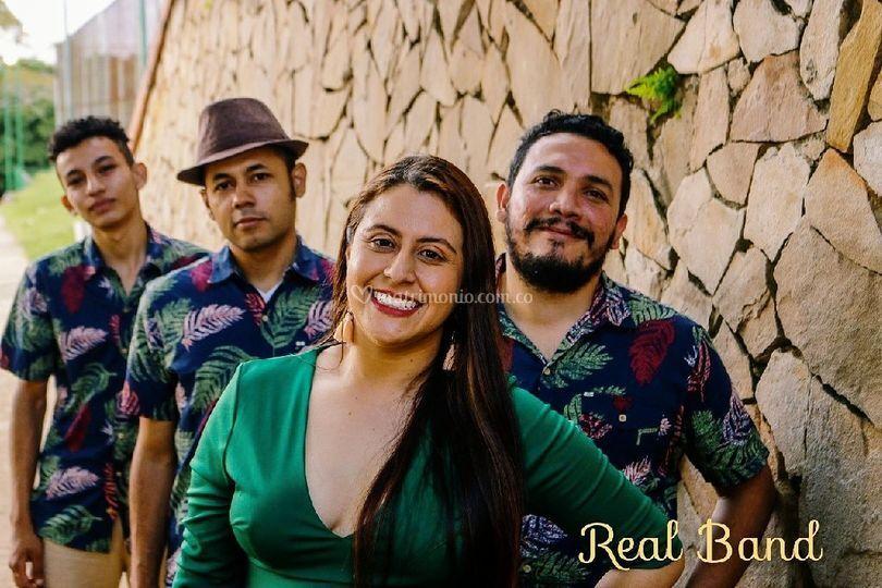 Real band...