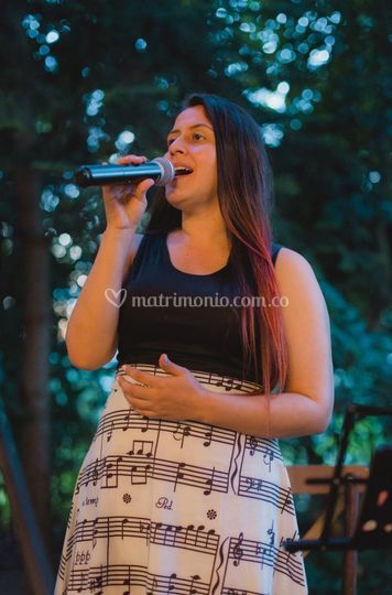 Soprano Claudia Correa