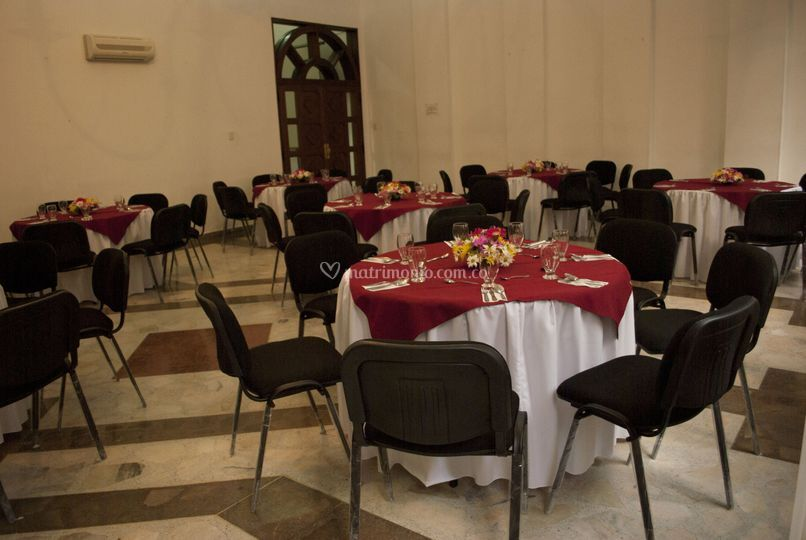 Eventos sociales - matrimonios