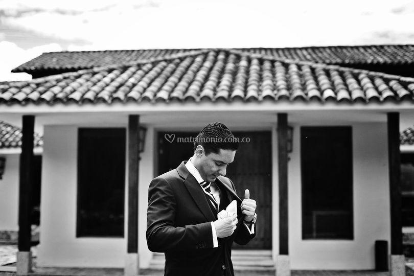 Fotógrafo bodas Bogotá
