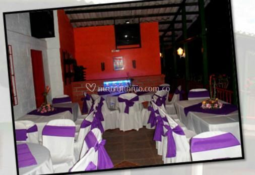 Banquetes matrimonios