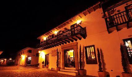 Hotel la Posada de San Antonio 1