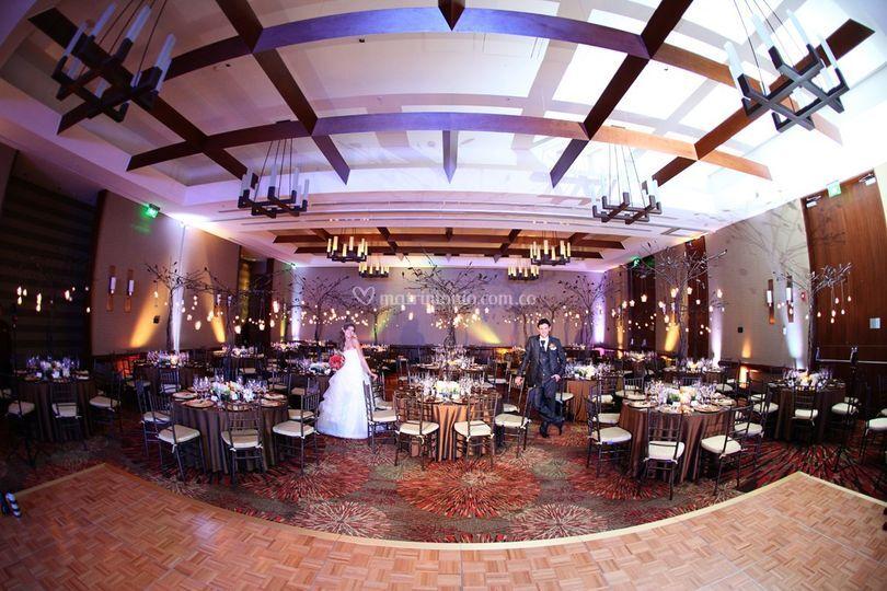 Ambientación para bodas