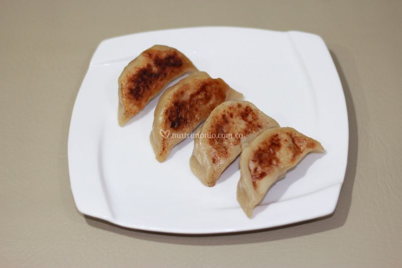 Gyozas - Empanadas Japonesas