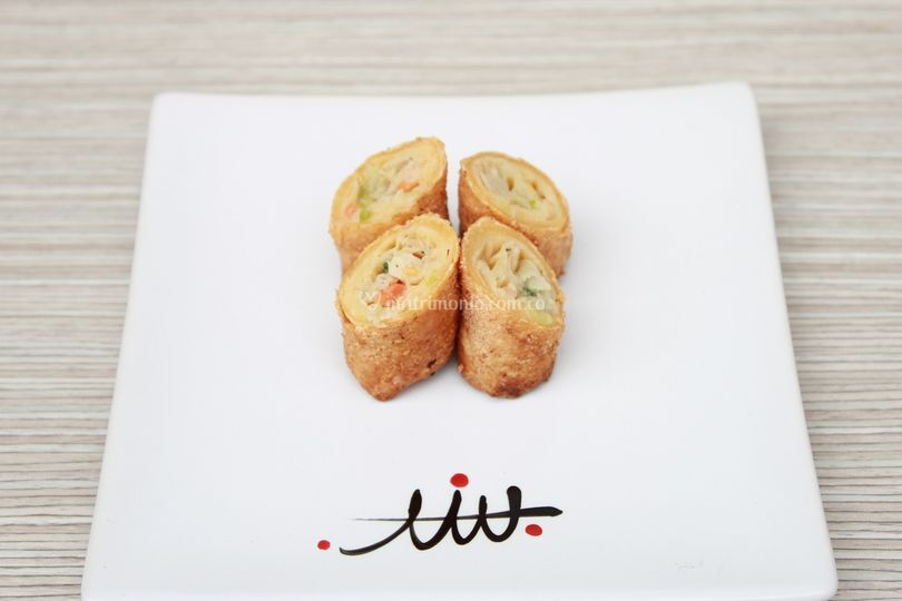 Mini Lumpias