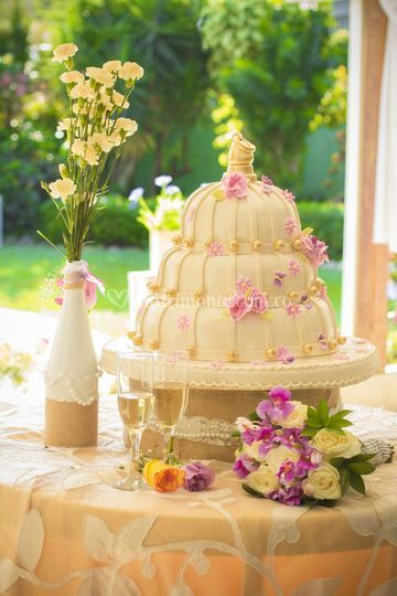 Una súper torta