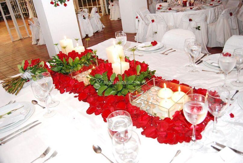 Banquetes Familia Real