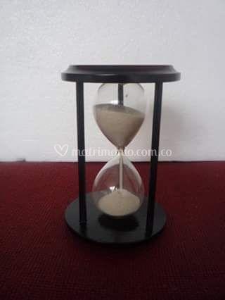Reloj bodas de arena